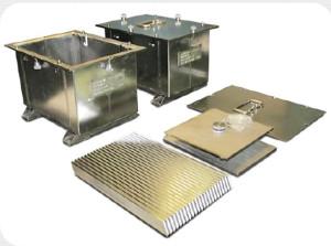 Транспортно-технологический контейнер ТУК для топливных эл-тов ТВЭЛов реактора АЭС1