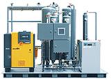 Оборудование для получения редких газов (криптон, ксенон, неон)