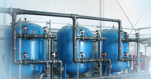 Установки подготовки / обезжелезивания / очистки воды для населенных пунктов и предприятий